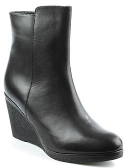 Viviana high wedge ankle boots