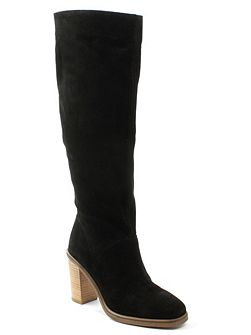Kingsbridge knee high boots
