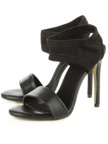 Daniel Aldverstone stretch ankle cuff sandals