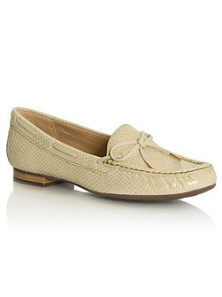 Alexandria driving loafers