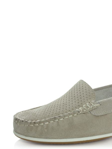 Daniel Poppleton perforated loafers