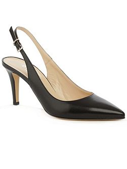 Summersville slingback court shoes
