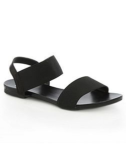 Uphall two bar stretch sandals