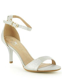 Waverton glitz one strap sandals