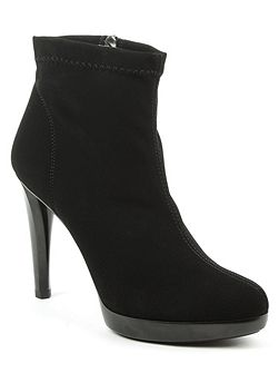 Renee low platform ankle boots