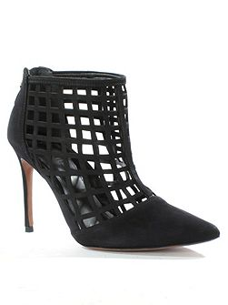 Rayne high heel cage sandals