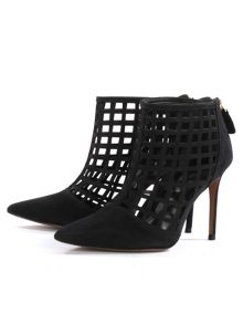 Daniel Rayne high heel cage sandals
