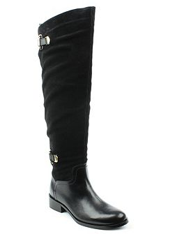 Saskia over knee riding boots