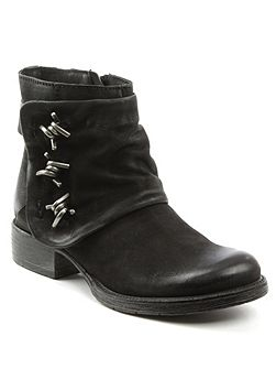 Magsy barbed chunky ankle boots