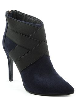 Gatacombe high strapped ankle boots