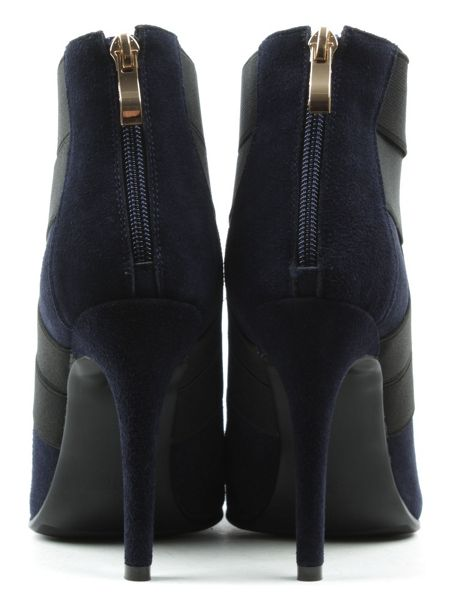 Daniel Gatacombe high strapped ankle boots