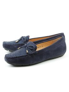 Daniel Clarendon embellished loafers