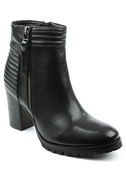 Derwentwater high stacked ankle boots