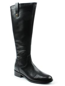 DF By Daniel Grassmere tall flat riding boots