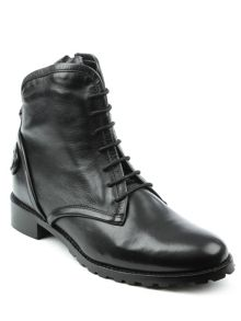 Daniel Ambleside chunky lace up ankle boots