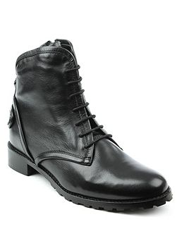 Ambleside chunky lace up ankle boots
