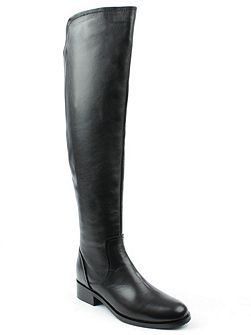 Langdale flat over knee boots