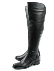 DF By Daniel Langdale flat over knee boots
