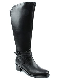 Ullswater strapped knee boots