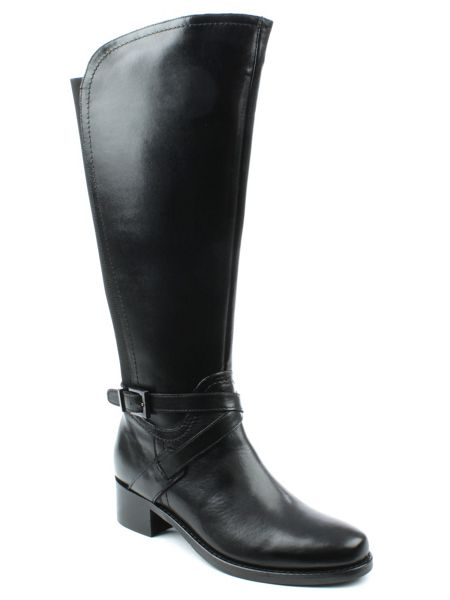 Daniel Ullswater strapped knee boots