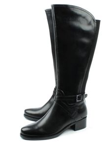 DF By Daniel Ullswater strapped knee boots