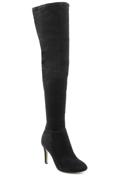 Daniel Hawthorns over the knee boots