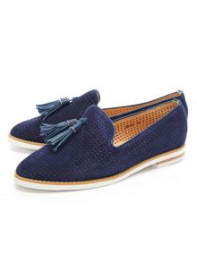 Daniel Montego perforated loafers