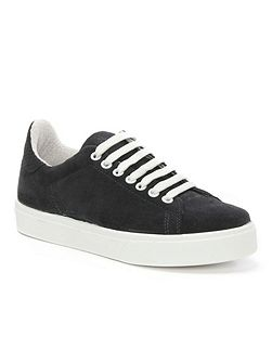 Surtsey lace up trainers