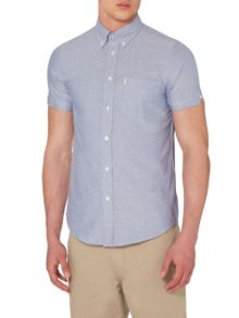 Ben Sherman Classic Oxford Short Sleeve Shirt