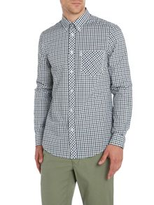 Ben Sherman Heritage House Check Long Sleeve Shirt