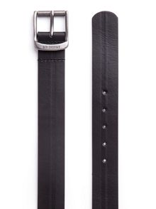 Ben Sherman Mod Stripe Denim Belt