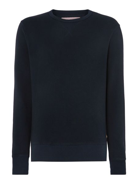 Ben Sherman House Plain Crew Neck Sweatshirt