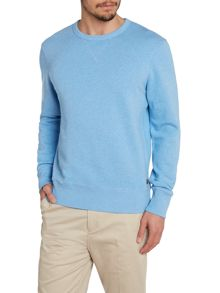 House Plain Crew Neck Sweatshirt