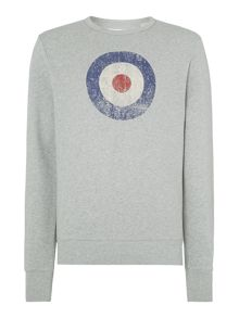 Original 1963 Print Crew Neck Sweatshirt
