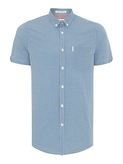 Mini Mod Check Short Sleeve Shirt