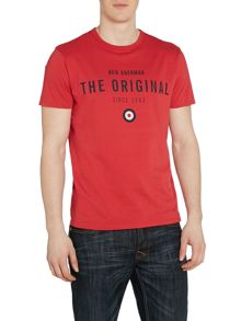 The Original Print Crew Neck T-Shirt
