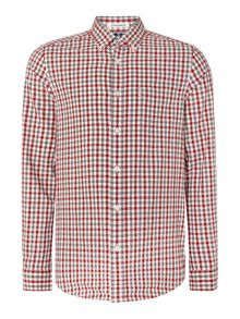 Ben Sherman House Gingham Long Sleeve Shirt