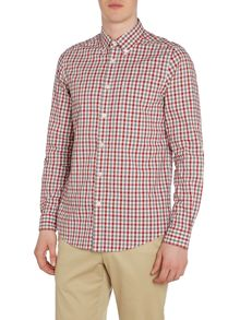 Ben Sherman House Gingham Check Long Sleeve Shirt