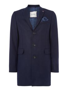 Ben Sherman Melton covert coat
