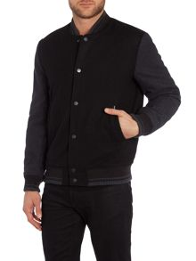 Ben Sherman Melton bomber jacket