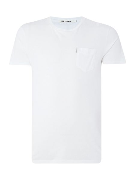Ben Sherman Classic Crew Neck Pocket T-Shirt