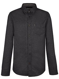 Long Sleeve Brushed Tonic Shirt
