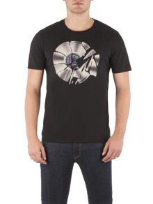 Ben Sherman Shattered Record Tee