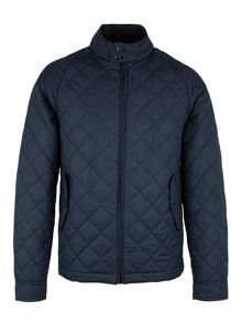Ben Sherman Quilted Harrington