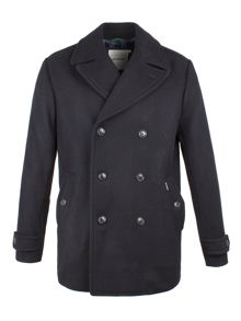 Ben Sherman The Melton Pea Coat