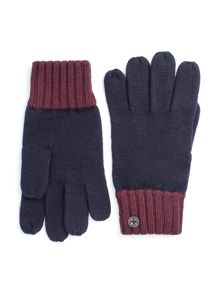 Ben Sherman Knitted Gloves