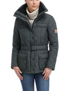 Imperia quilted gore jacket