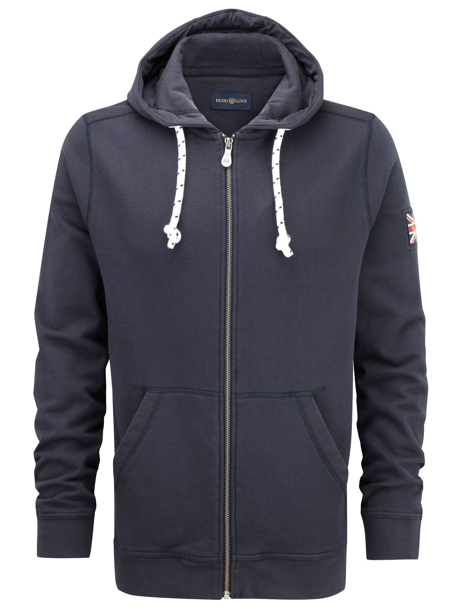 Filey hooded full zip sweat