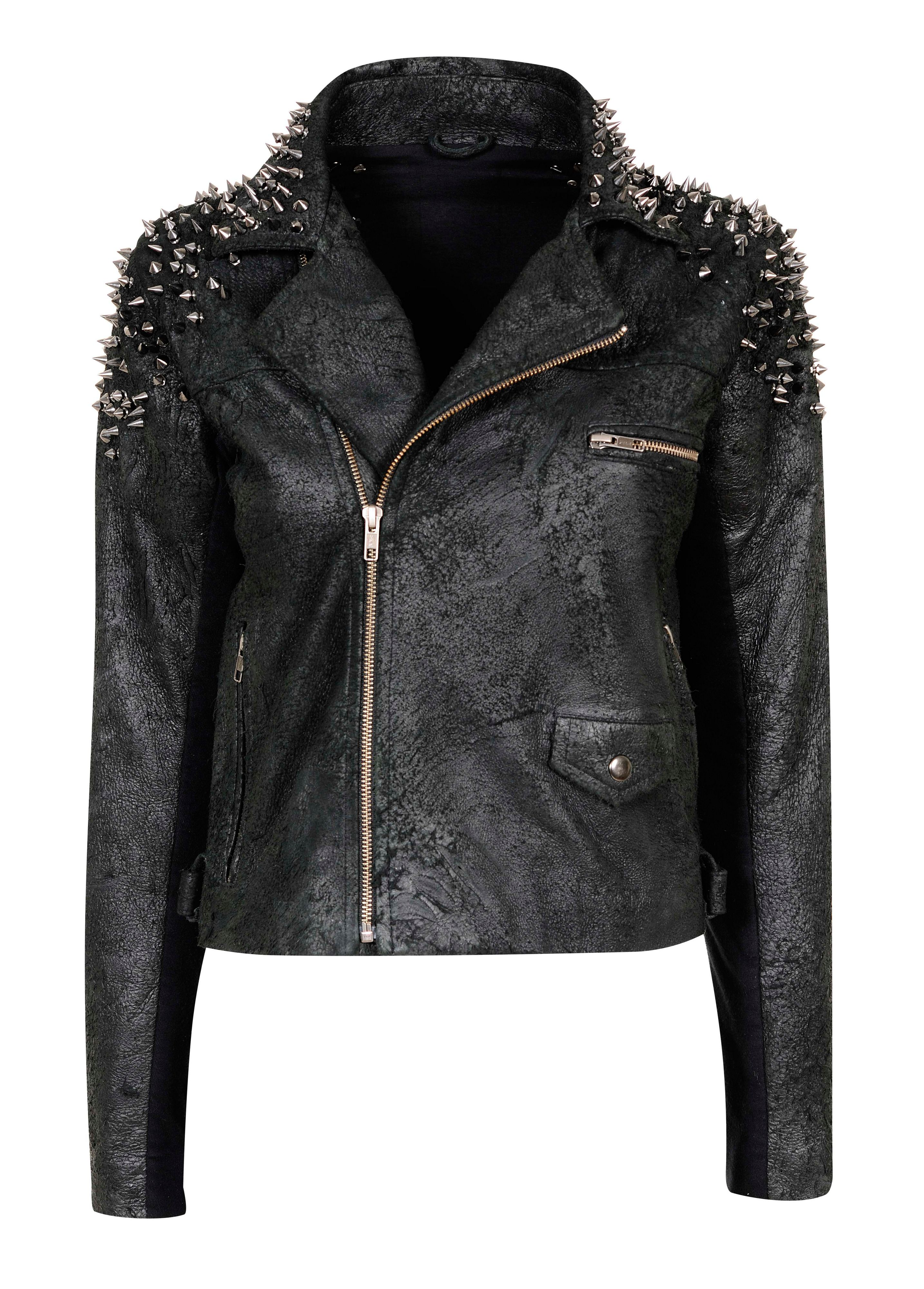 Lynch leather jacket