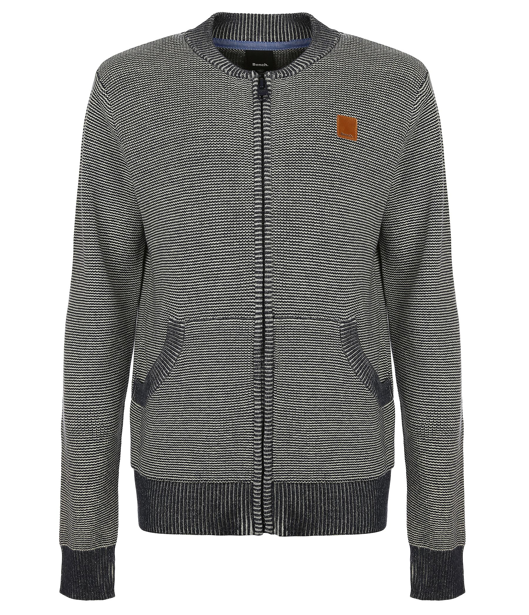 Boy`s gilwell cardigan light knit